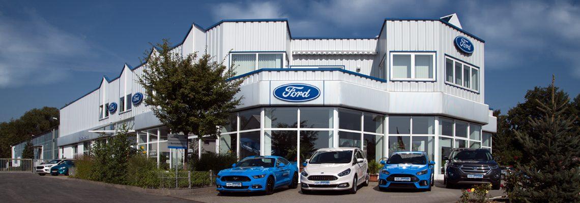 besico Sachsenland GmbH - Ihr Ford-Partner in Glauchau