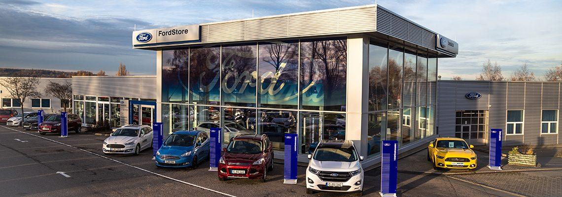 besico Sachsenland GmbH – Ford Store in Chemnitz
